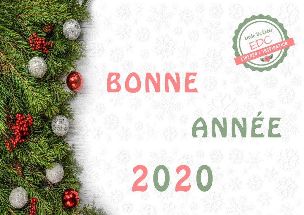 bonne annee 2020 enviedecreer.fr