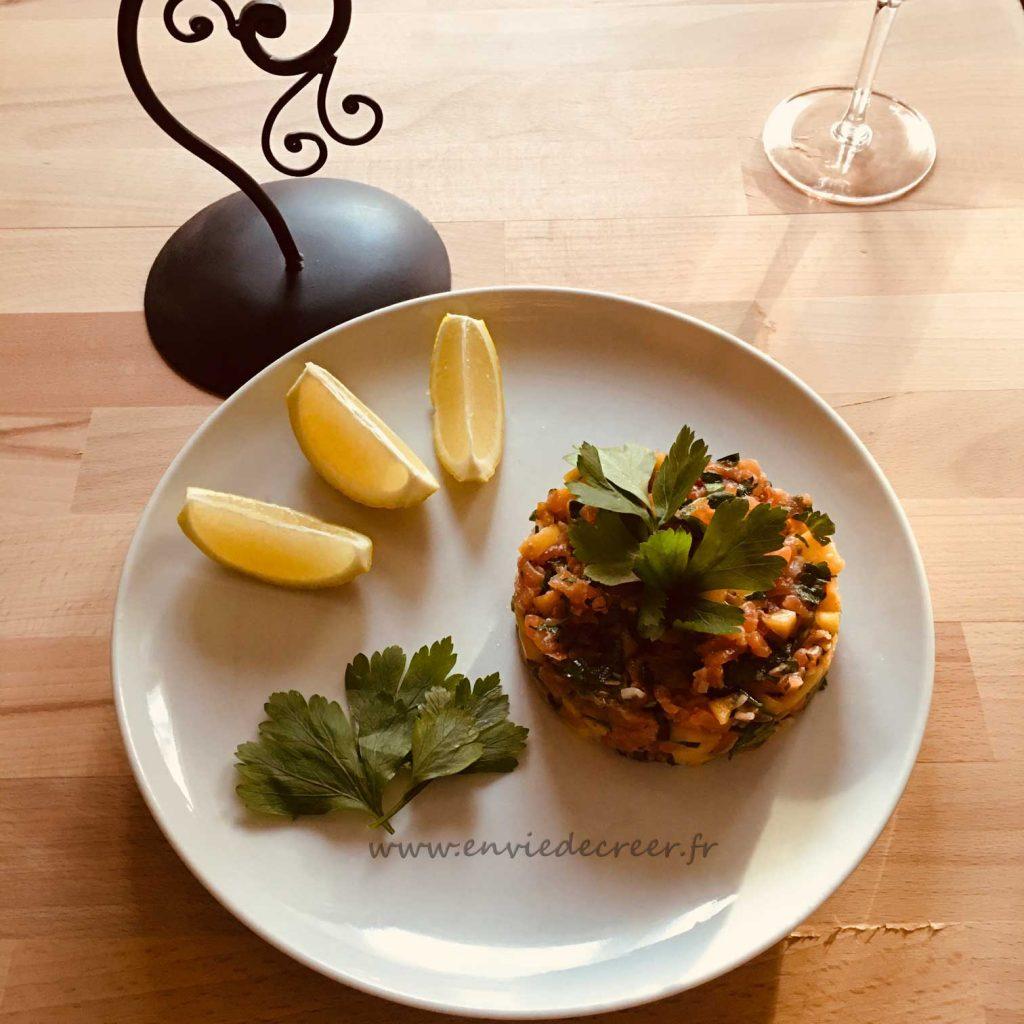 Tartare-de-saumon-sans-gluten