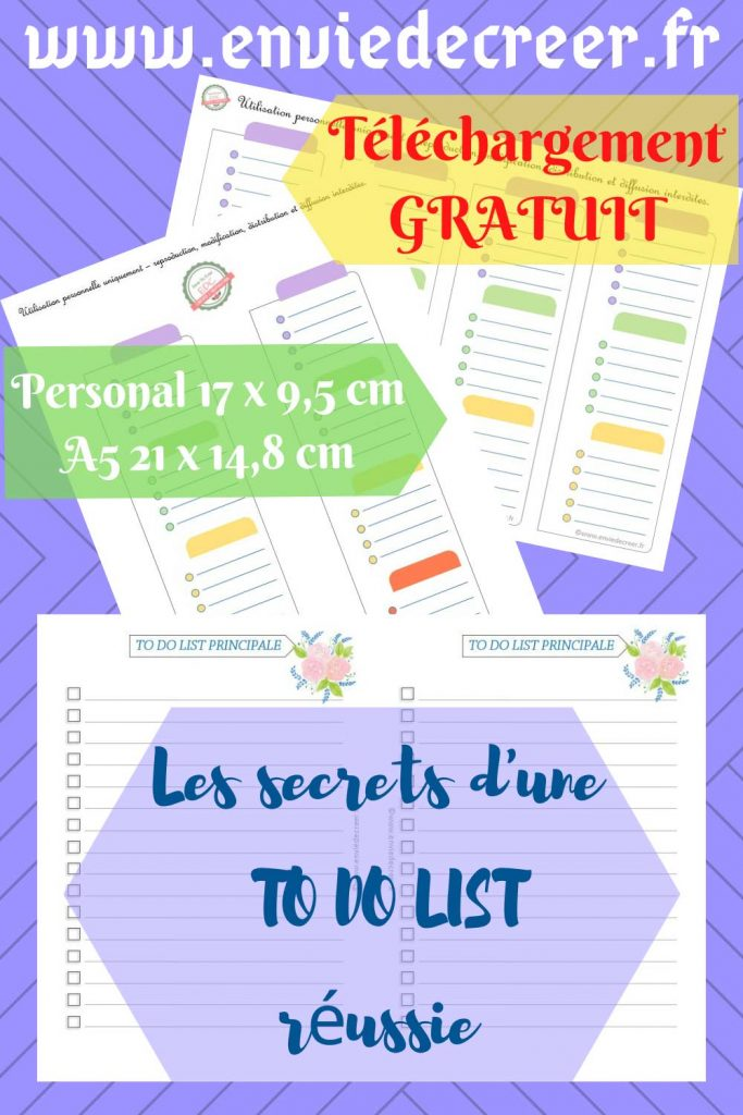 secrets-to-do-list-reussie