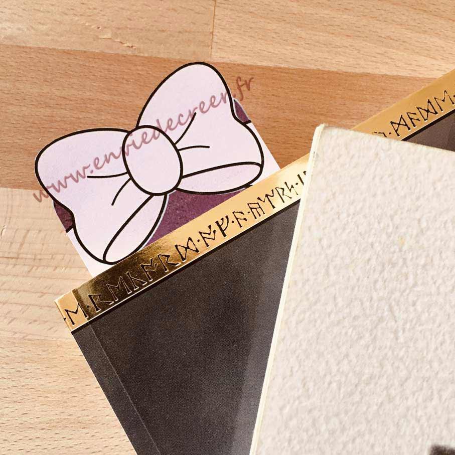 marque-page-a-imprimer-ruban