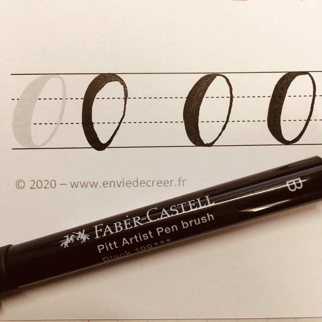 pitt-artist brush lettering