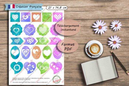stickers-aquarelle