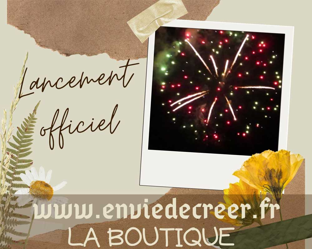 boutique envie de creer