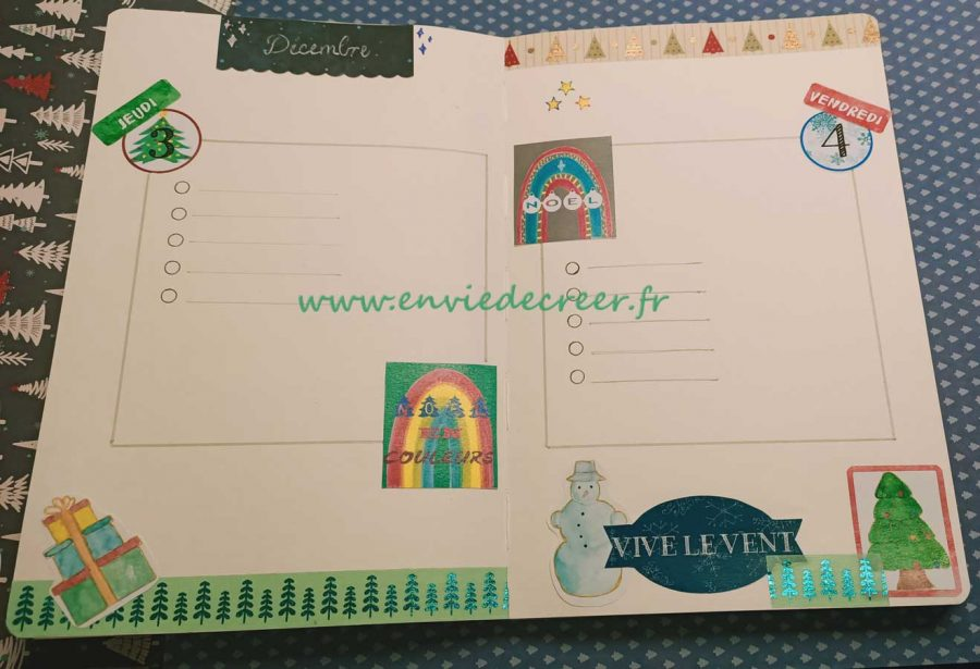arc-en-ciels-noel-stickers-cahier