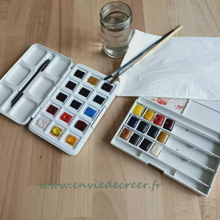palettes-aquarelle-rapide