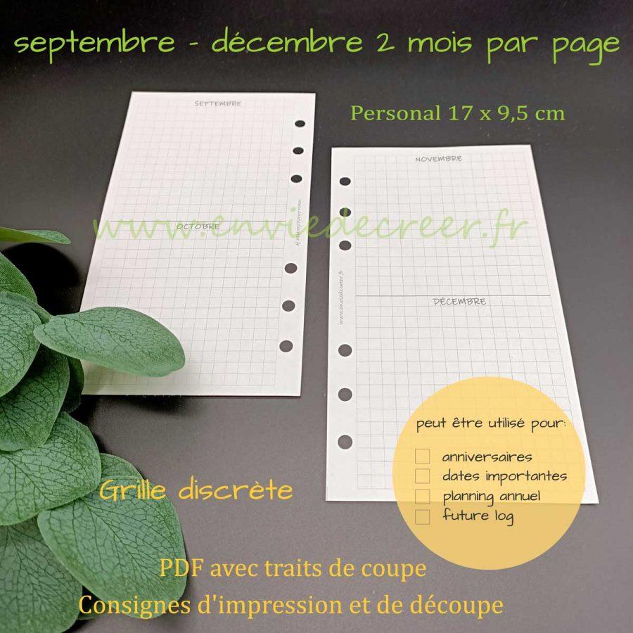 septembre-decembre